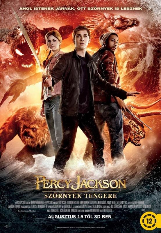 Percy-Jackson-Szornyek-tengere-poszter